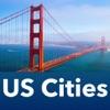 美国城市和州首府苹果版