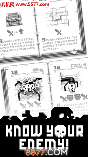 Sprint RPG苹果版截图2