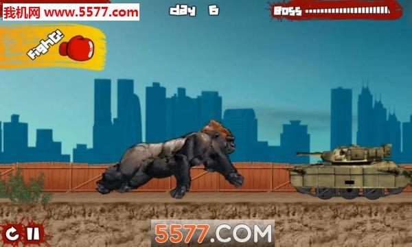 Big Bad Ape安卓版截�D1