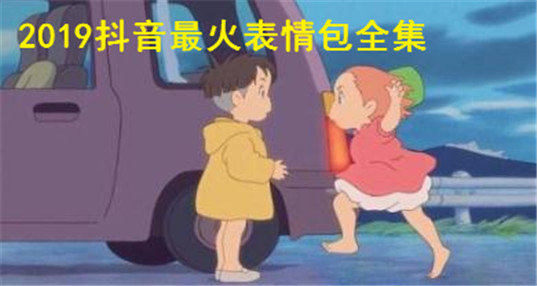 2019抖音最火表情包全集