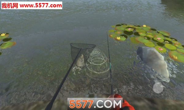 Ultimate Fishing Simulator无限金币版截图1