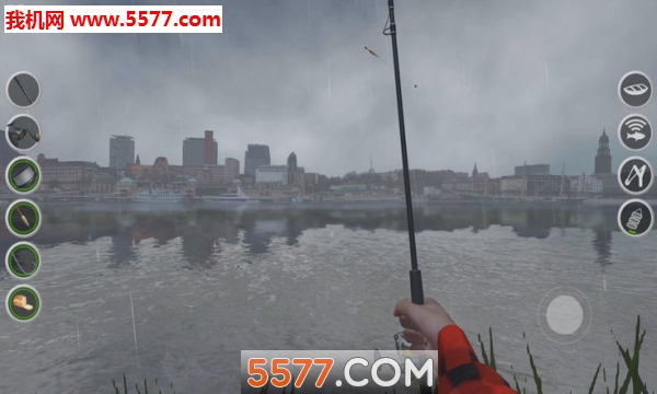 Ultimate Fishing Simulator无限金币版截图3