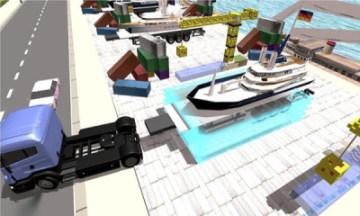 游艇货运模拟器安卓版