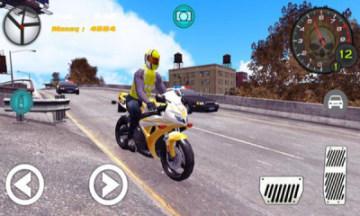 摩托车出租车司机安卓版