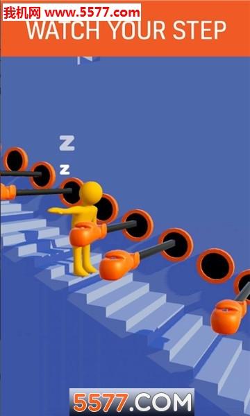 橡皮人睡觉下楼梯安卓版截图2