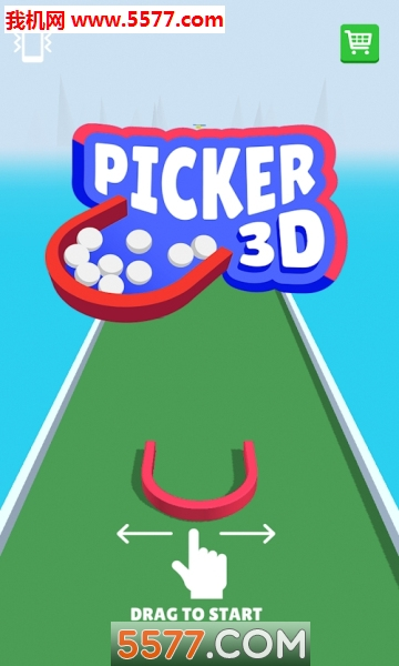 Picker 3D无限金币版截图2
