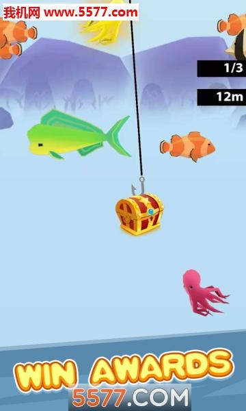 Lucky Fishing游戏截图1
