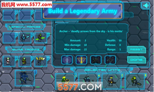 太空入侵防御战安卓版截图2