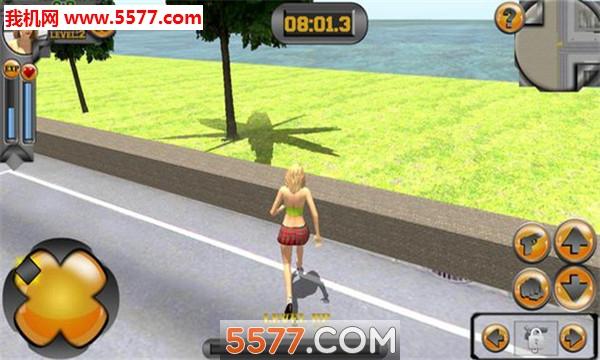城市自由女孩安卓版截图2