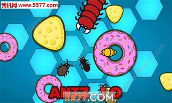 虫子世界大作战安卓版截图0