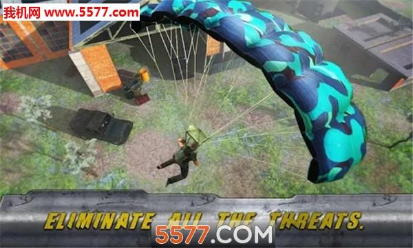 现代柜台免费火灾生存战场3D安卓版截图2