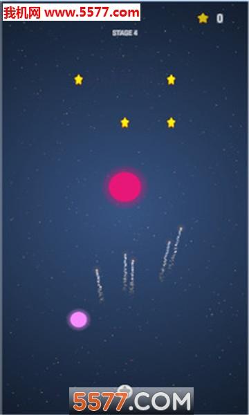 球球与烟花安卓版(balls and fireworks)截图0