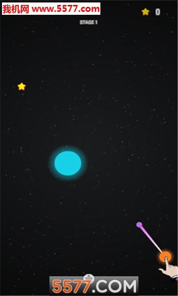球球与烟花安卓版(balls and fireworks)截图1