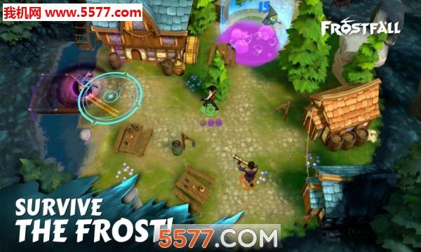 霜落游戏(frostfall)截图1