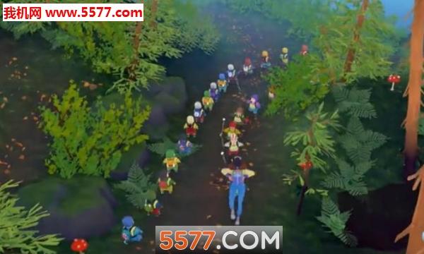 滑稽的森林郊游中文版截图1