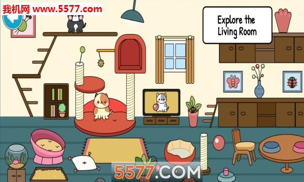My Cat Town苹果版截图0