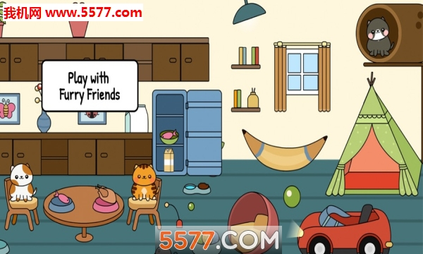 My Cat Town苹果版截图1