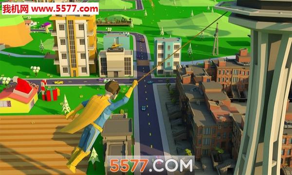 开放城市绳索英雄安卓版截图2