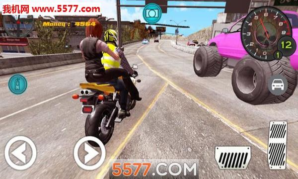 摩托车出租车司机安卓版截图0