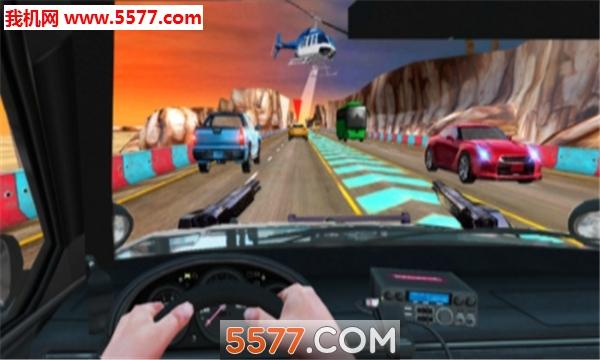 公路抓捕警察模拟安卓版截图0