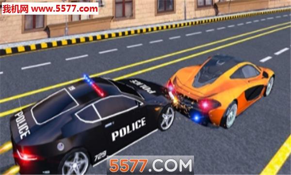 公路抓捕警察模拟安卓版截图2