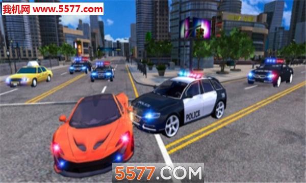 公路抓捕警察模拟安卓版截图3