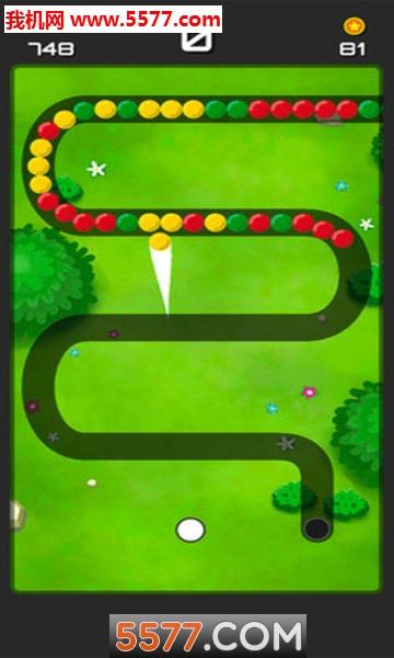 球线射击苹果版截图0