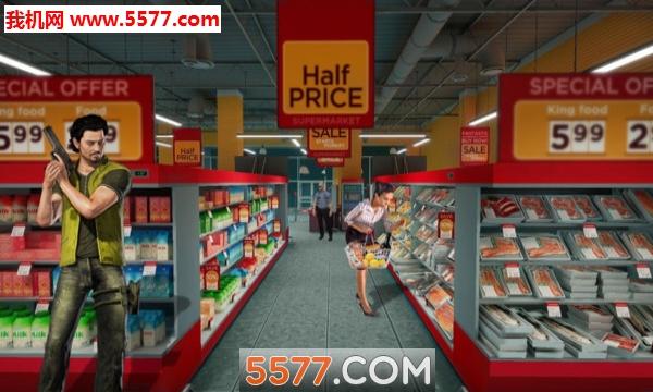疯狂城市超市捣蛋鬼安卓版截图3