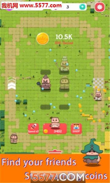 绿色城堡安卓版截图2