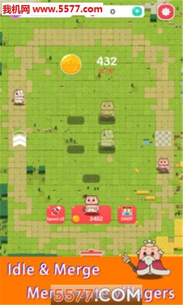 绿色城堡安卓版截图3