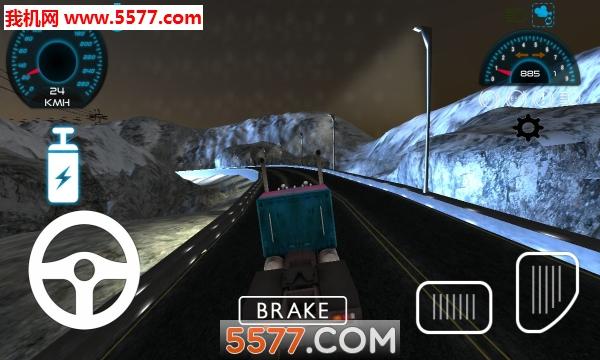 欧洲移动式卡车模拟器安卓版截图0
