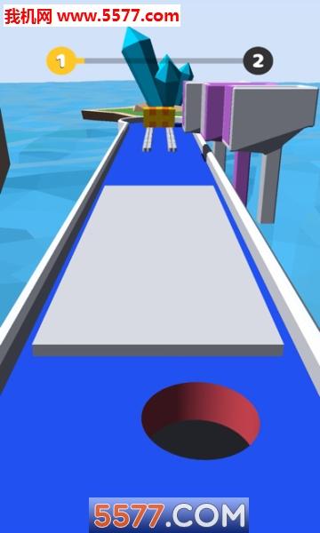 Hole Race安卓版截图2