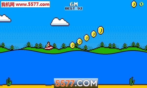 超级冲浪骑士安卓版截图1