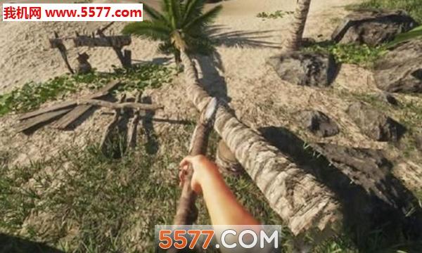 荒岛方舟生存模拟安卓版截图2