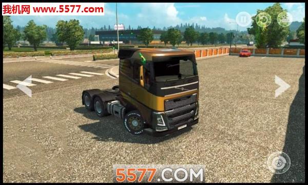 记录卡车驾驶模拟器安卓版截图0