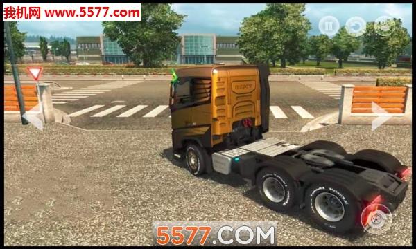 记录卡车驾驶模拟器安卓版截图2