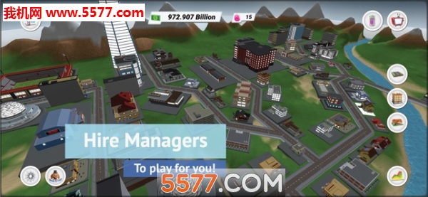 Tycoon Builder苹果版截图2