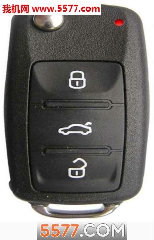 汽车钥匙锁远程模拟器安卓版截图2