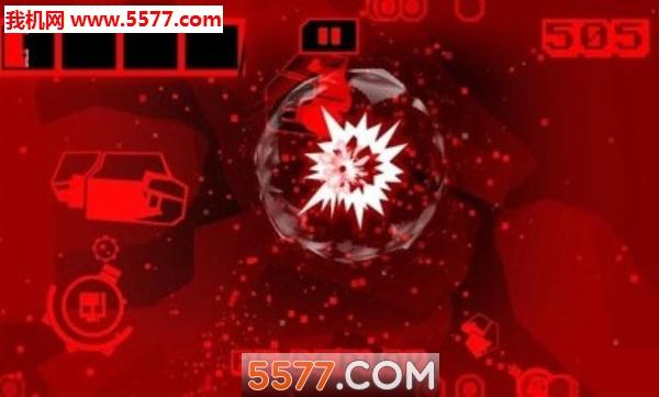 超深红战机安卓版(Hyper Crimson)截图0