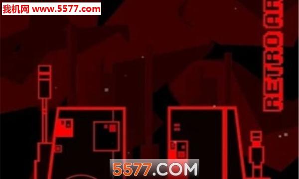 超深红战机安卓版(Hyper Crimson)截图1