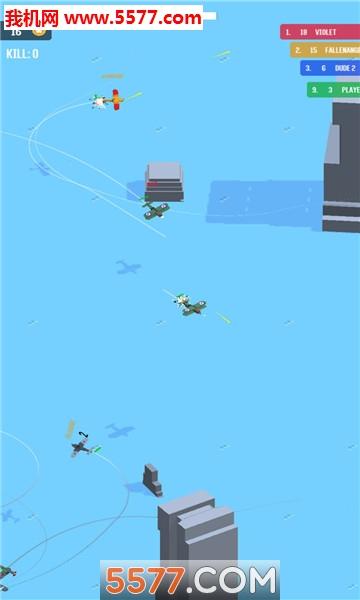 空中大作战io安卓版截图2
