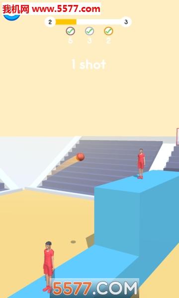 Ball Pass 3D安卓版截�D1