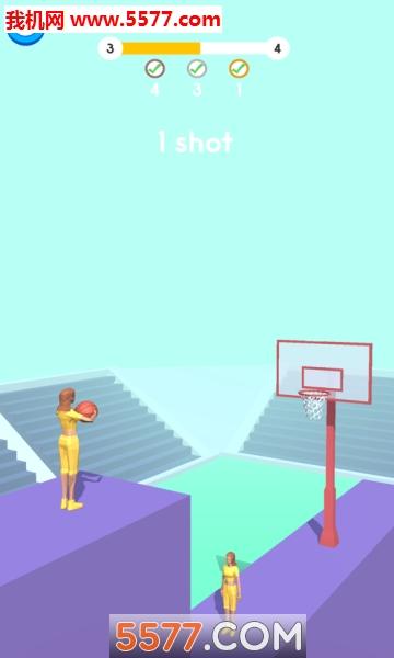 Ball Pass 3D安卓版截�D2