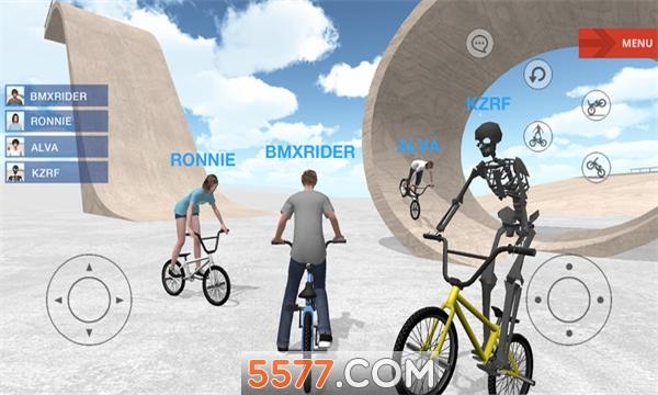 特技自行车模拟安卓版