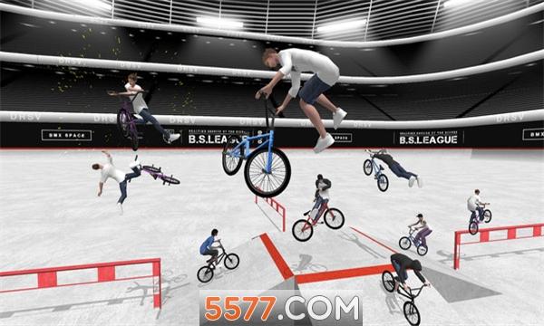 特技自行车模拟安卓版截图0