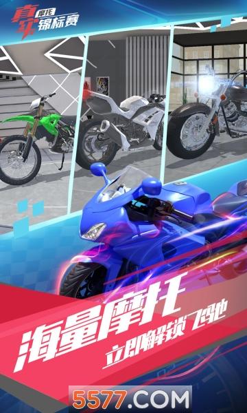 真实摩托锦标赛手机版截图1