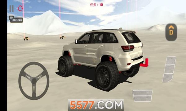 模拟极限越野驾驶3D飙车截图1