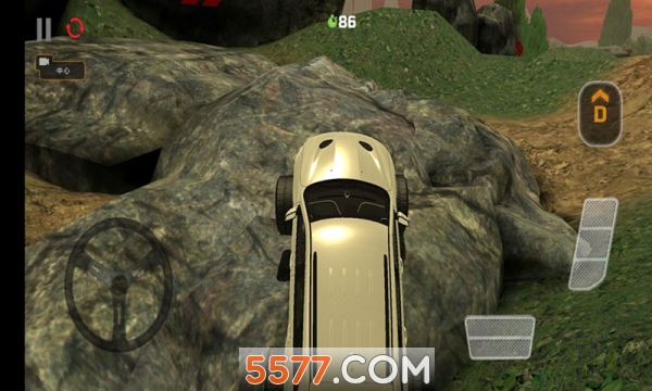 模拟极限越野驾驶3D飙车截图2