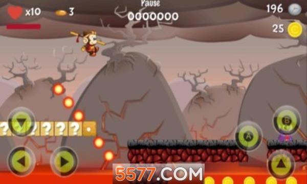 超级猴子大冒险安卓版截图3