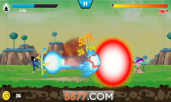 Stick Super Battle无限金币版截图1